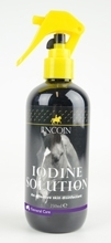 LINCOLN IODINE SOLUTION- ROZTWÓR JODYNY W SPRAYU