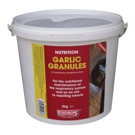 EQUIMINS Pure Garlic Granules - granulowany czosnek dla koni 3 kg