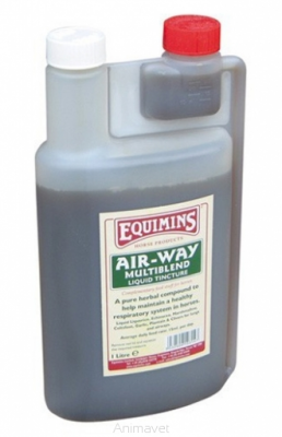 EQUIMINS Air-Way Liquid Herbal Tincture wspomagająca układ oddechowy - 1L