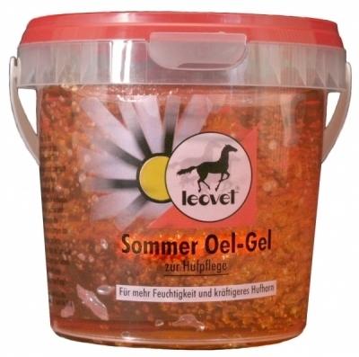 LEOVET Sommer Oel-Gel - żel do kopyt hamujący wysychanie rogu kopytowego w sezonie letnim 500 ml