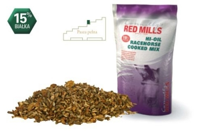 RED MILLS Hi-Oil Racehorse Cooked Mix