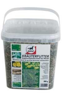 LEOVET Kräuterfutter - preparat ziołowy wspierający układ oddechowy 800 gr