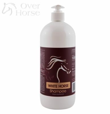 Over WHITE HORSE Shampoo- Szampon do jasnej sierści