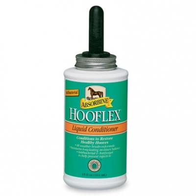 ABSORBINE Hooflex Liquid Conditioner od�ywka do kopyt w p�ynie 444 ml