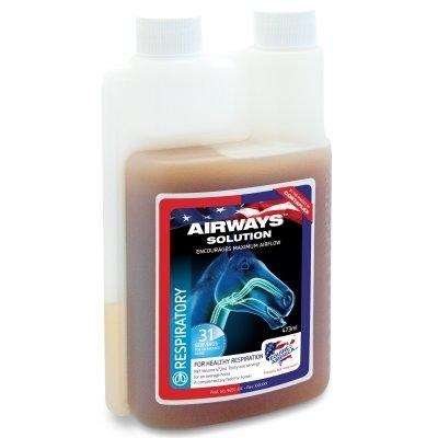 EQUINE AMERICA Airways 500 ml (zapas na 33 dni)