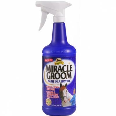ABSORBINE Miracle Groom for Horses - środek do pielęgnacji sierści 3,78 l